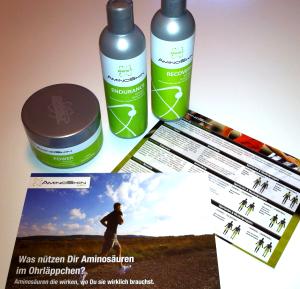 Das AminoSkin Testpaket