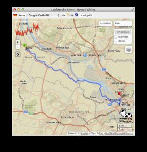 A-B-Strecke (32km)