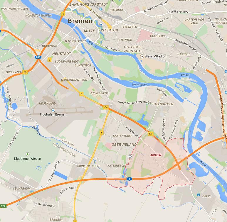 Bremen-Arsten