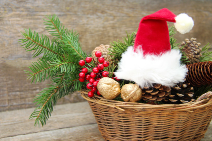 Geschenkkorb © ChristArt - Fotolia.com