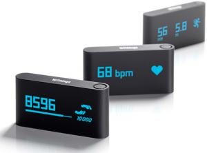 Withings Pulse Ansichten