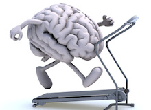 human brain on a running machine © fabioberti.it - Fotolia.com