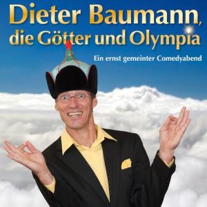 Dieter Baumann Programm-Plakat