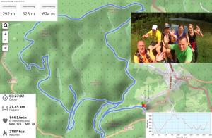 Trai-Running im Harz